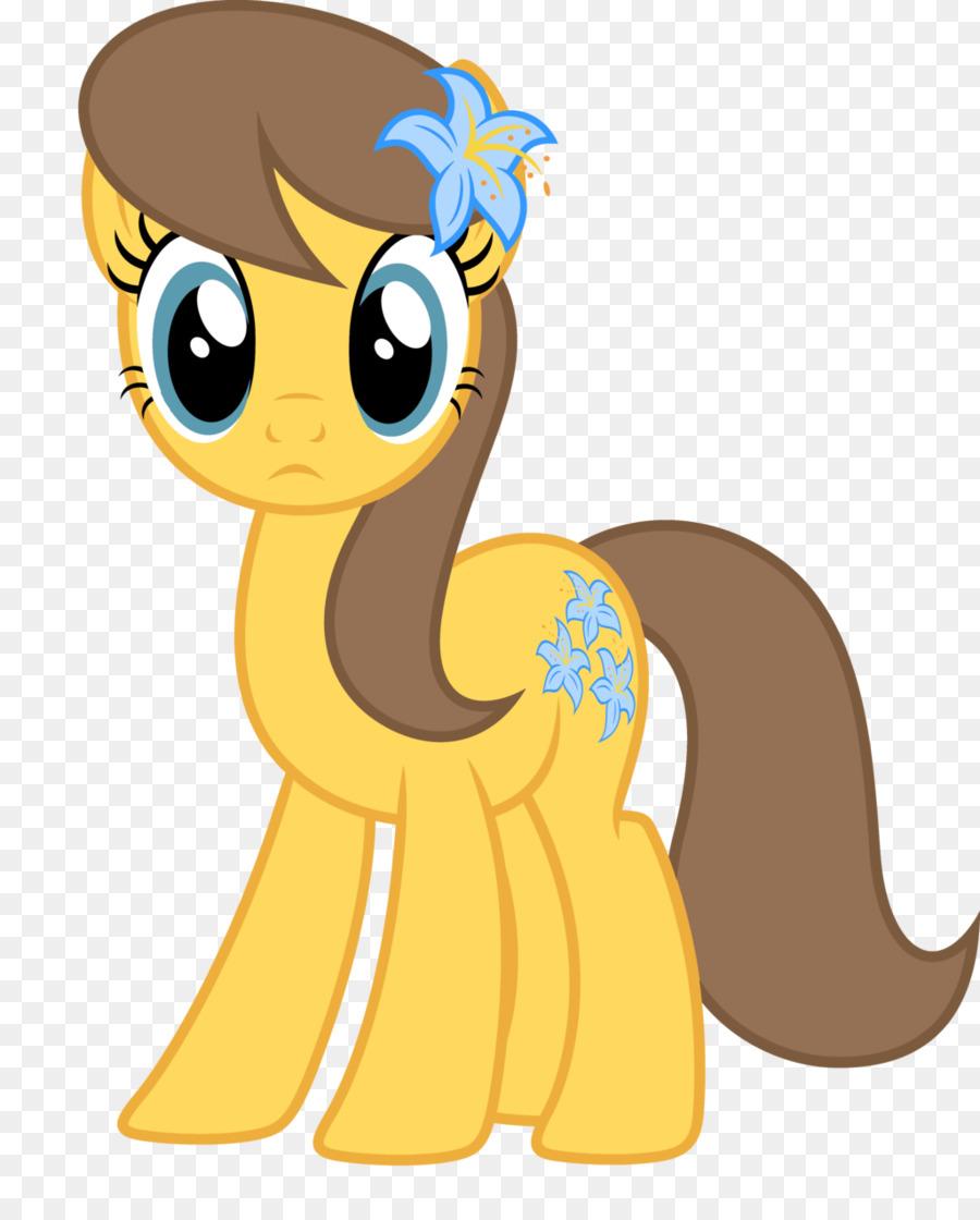 Kartun Kuda Pony Gambar Png