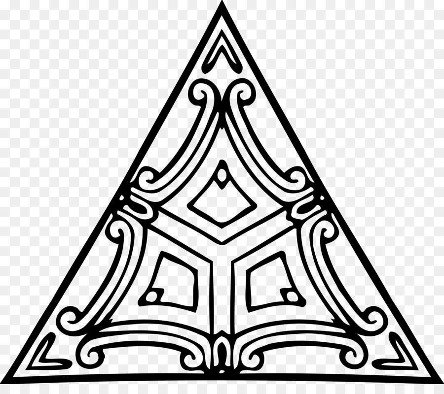 63 Gambar Ornamen Geometris Segitiga Terbaik