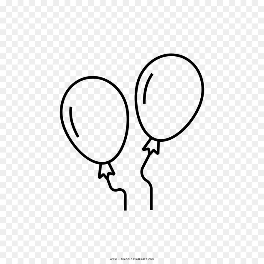 Balon Mainan Buku Mewarnai Gambar Gambar Png