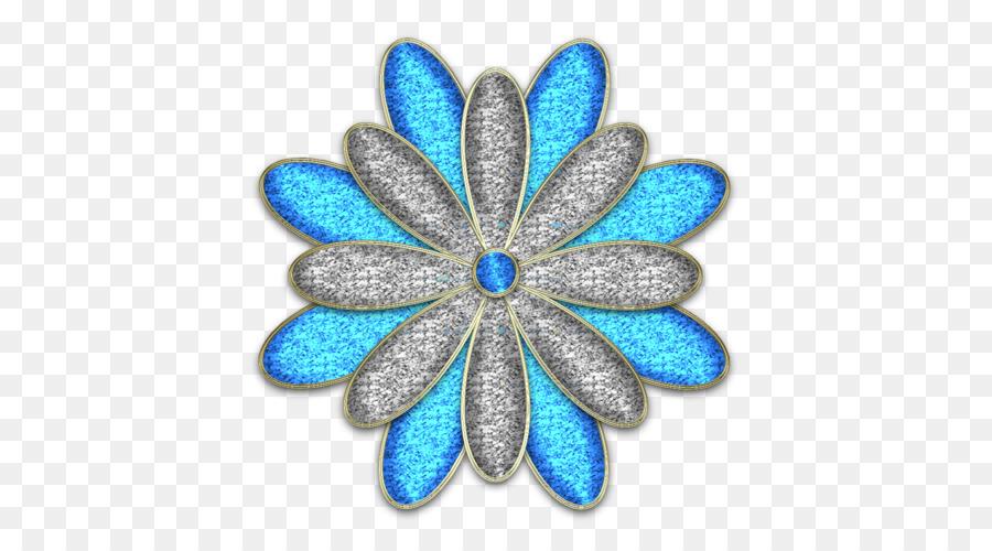 Bunga Animasi Warna Gambar Png