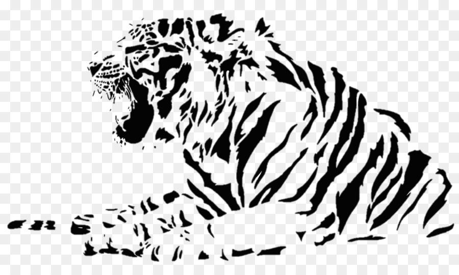 Harimau Harimau Putih Gambar Gambar Png