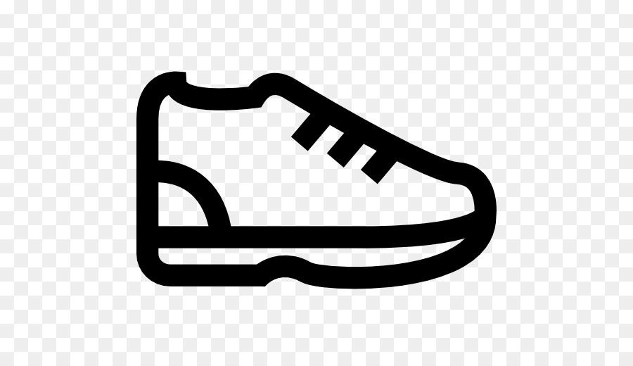 Garis Putih Sepatu Gambar Png