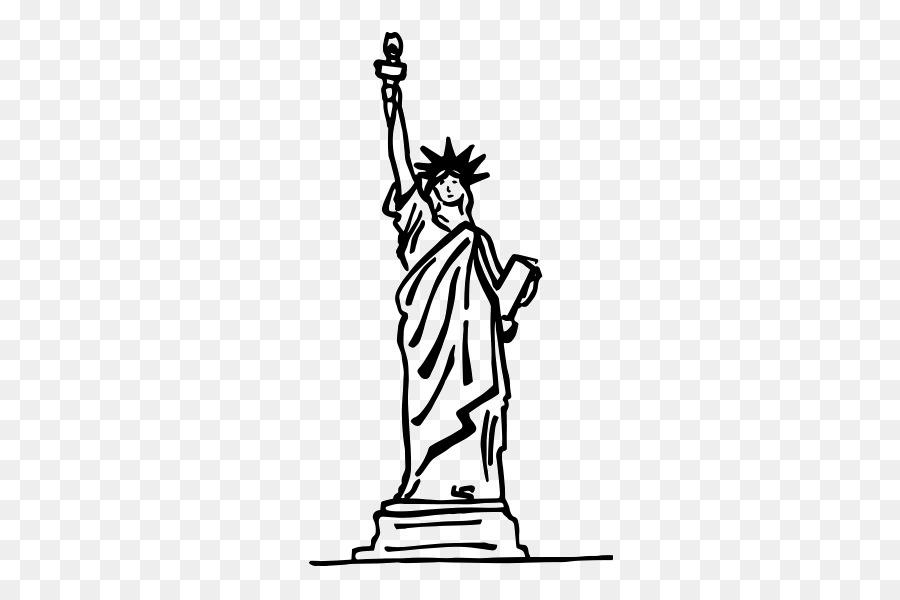 Patung Liberty Gambar Patung Gambar Png