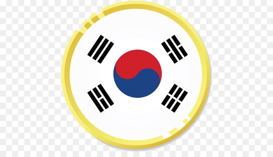 Korea Selatan Korea Utara Bendera Korea Selatan Gambar Png