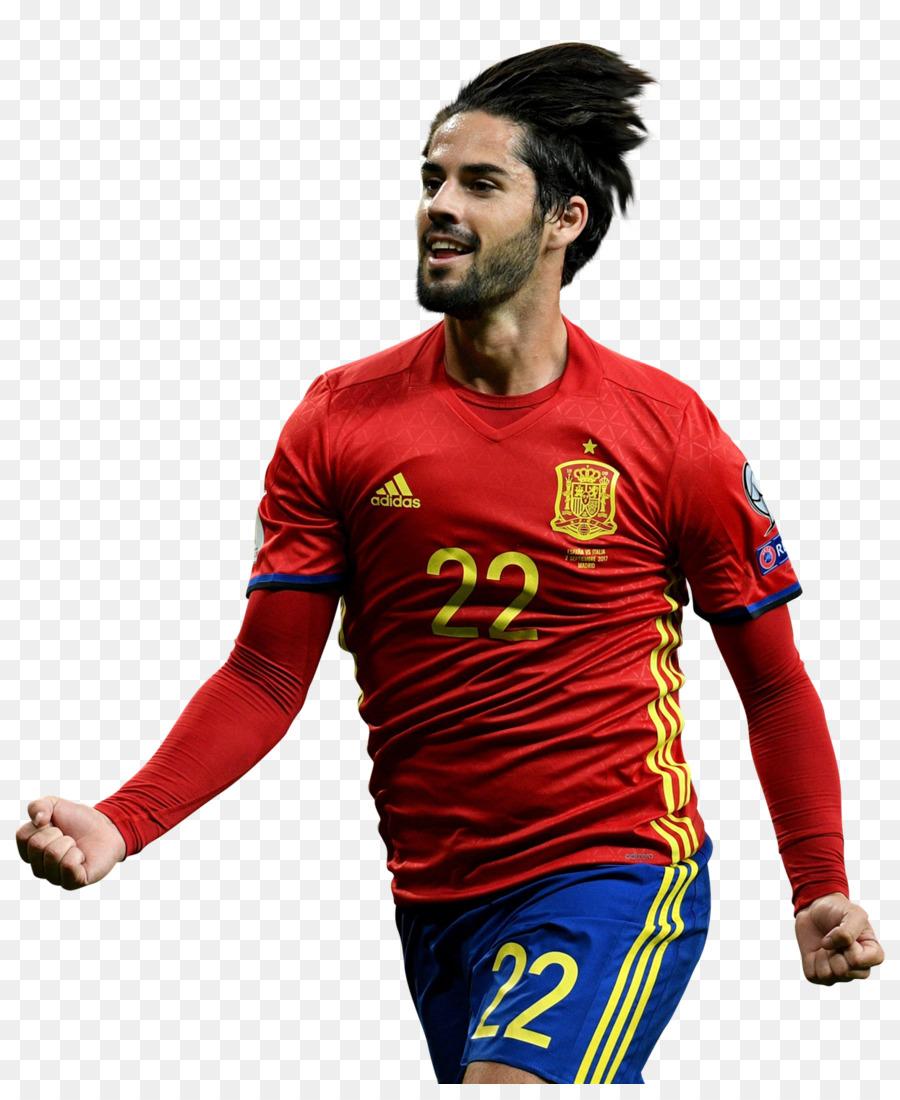 Isco Spanyol Tim Nasional Sepak Bola Piala Dunia 2018