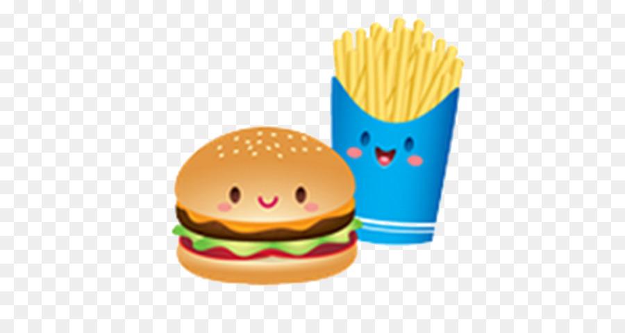 Makanan Animasi Makanan Junk Gambar Png
