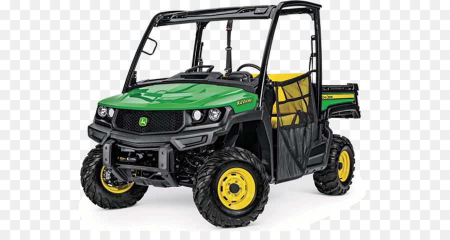 John Deere Gator >> John Deere Mobil John Deere Gator Gambar Png