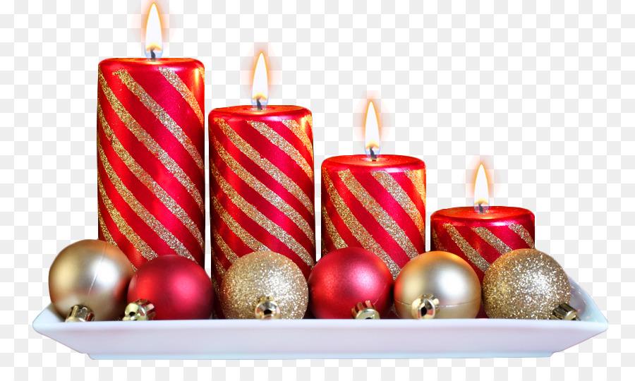 Natal Dekorasi Natal Lilin Gambar Png