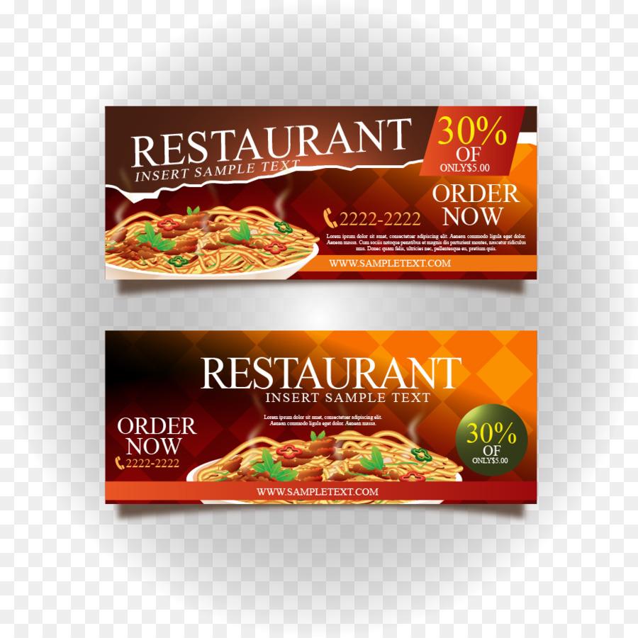 Background Banner Makanan Cdr - gambar spanduk