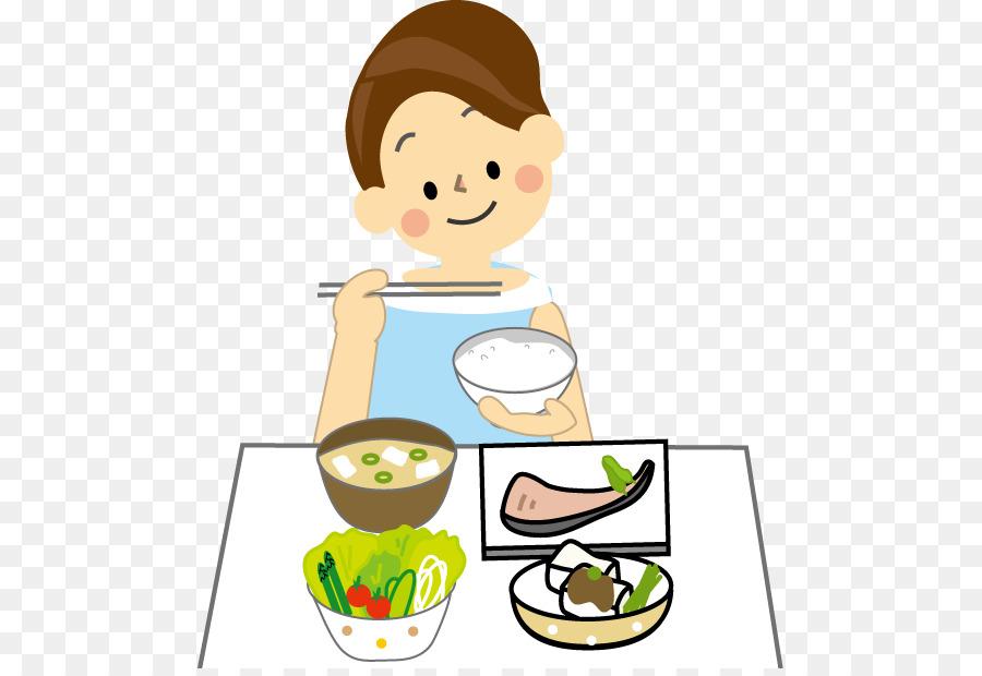 Makan Makanan Gizi Gambar Png