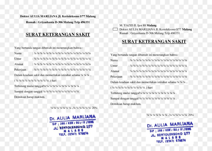 Dokumen Sakit Dokter Gambar Png