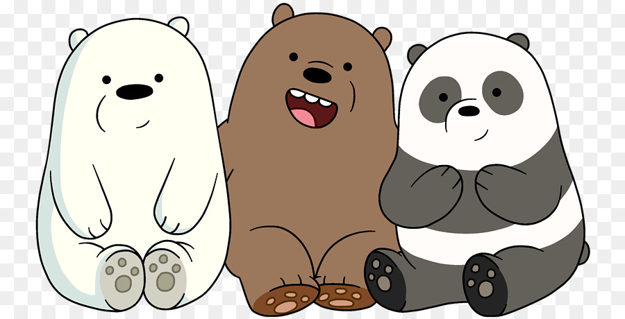 kisspng polar bear baby grizzly giant panda desktop wallpa brown bear cartoon 5b15206d365054.6300114015281112132225