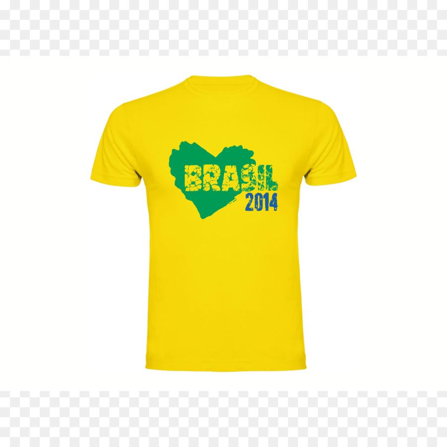 Piala Dunia 2018 Brasil Tim Nasional Sepak Bola Tshirt