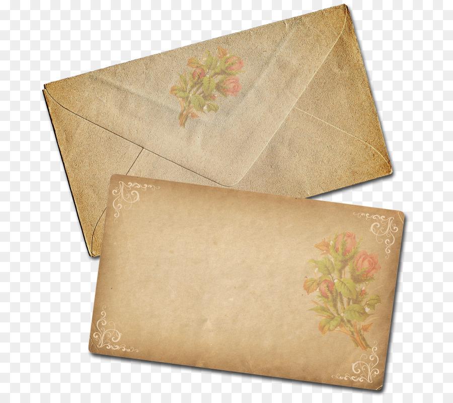 Amplop Kop Surat Plakat Gambar Png