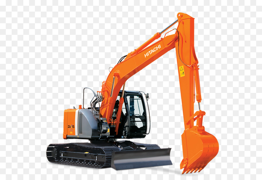 Excavator, Hitachi, Mesin gambar png