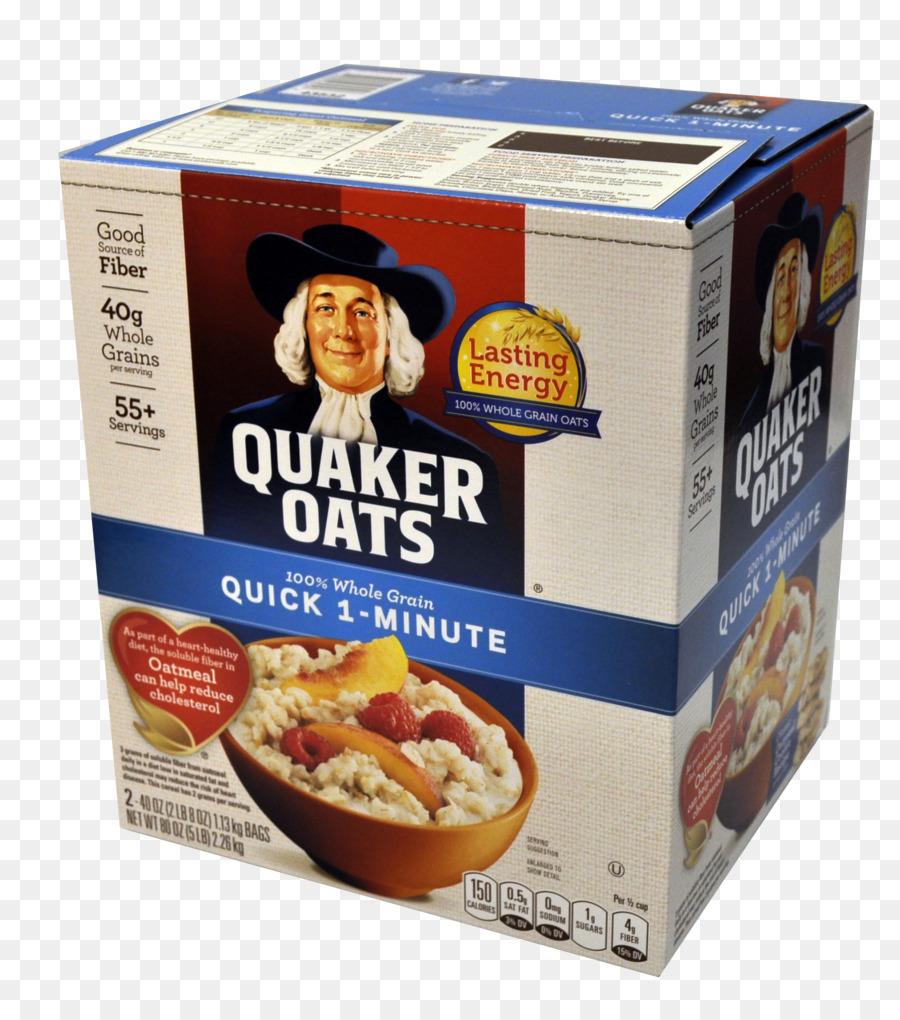 Sarapan Sereal Quaker Oats Company Makanan Ringan Gambar Png