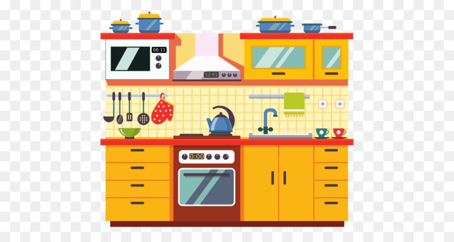 Dapur Kabinet Alat Rumah Gambar Png