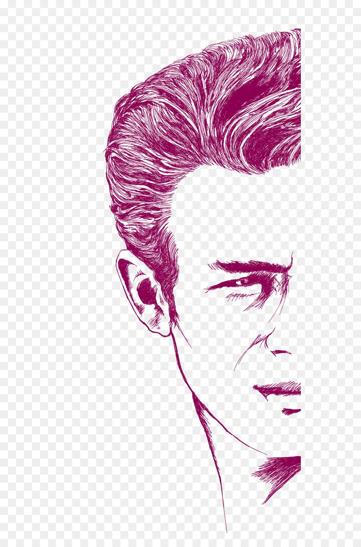 Hidung Gambar Mewarnai Rambut Gambar Png