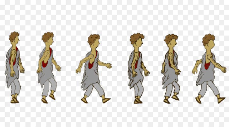 Koleksi 95  Gambar Animasi Orang Berjalan  Paling Baru