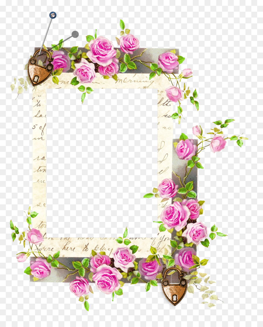 Desain Bunga Kaligrafi Bunga Potong Gambar Png