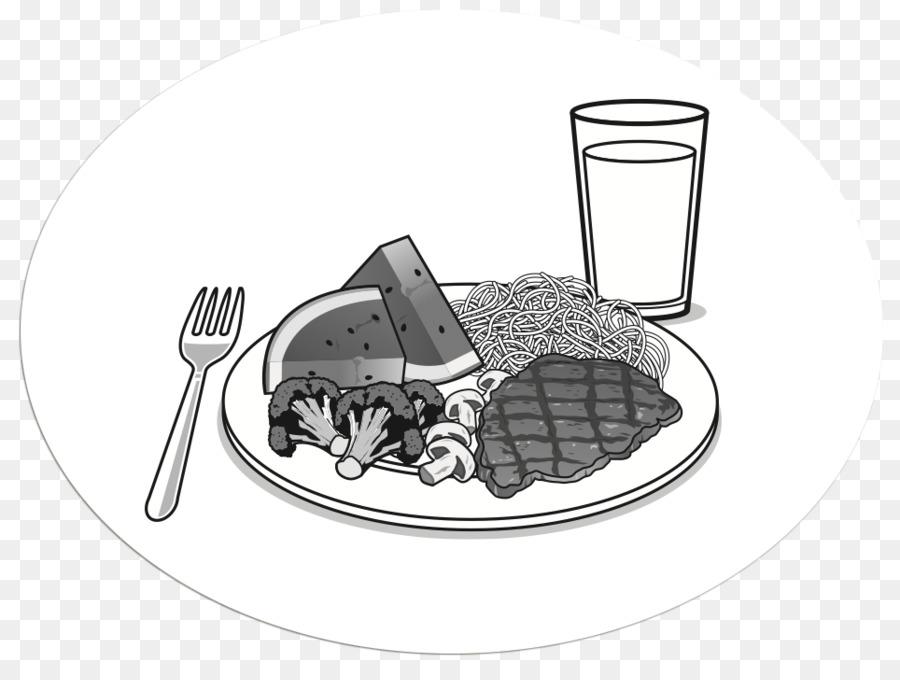 Makanan Sendok Garpu Putih Gambar Png