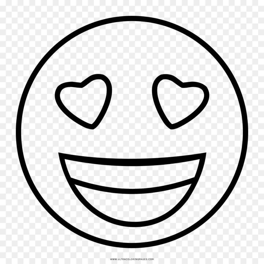 Smiley Buku Mewarnai Gambar Gambar Png