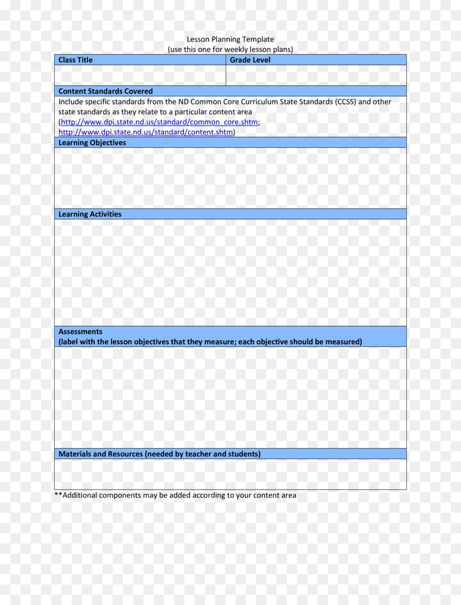 Rencana Pelajaran Template Guru Gambar Png