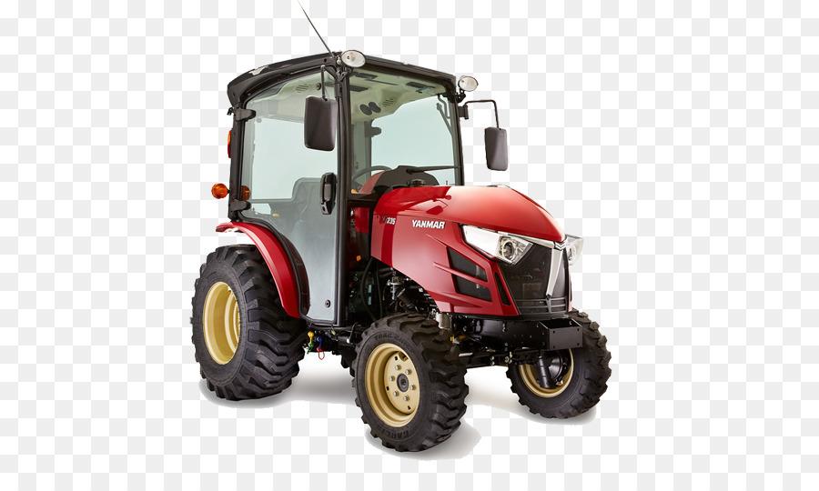 yanmar, traktor, yanmar amerika gambar png