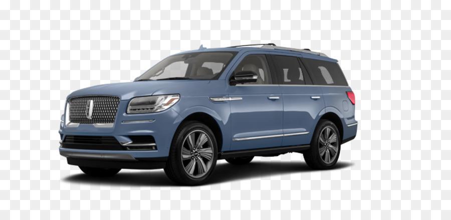 Lincoln Motor Company >> 2018 Lincoln Navigator Lincoln Mobil Gambar Png