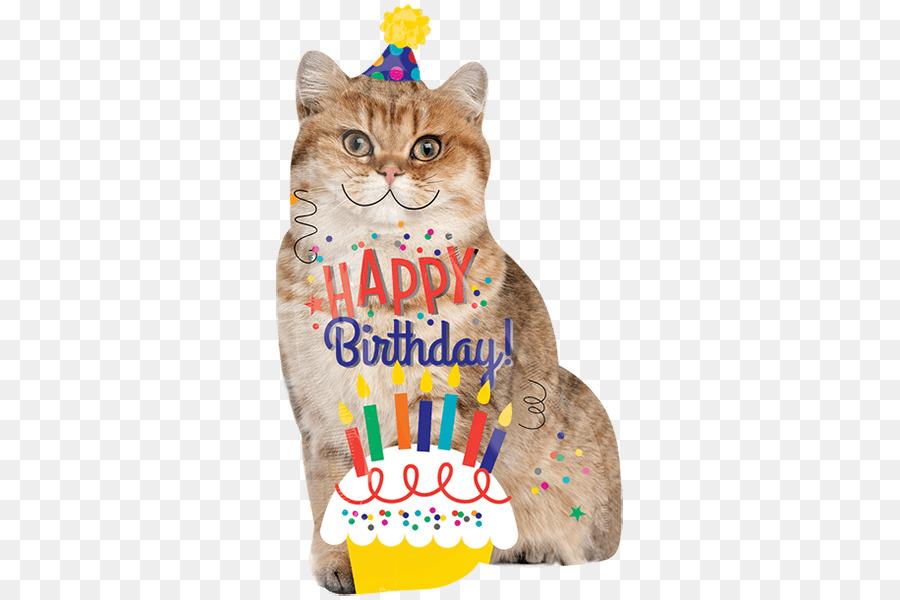 Kue Ulang Tahun Kucing Ulang Tahun Gambar Png