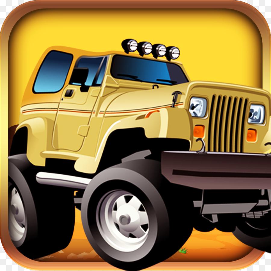 Jeep Mobil Jeep Wrangler Gambar Png