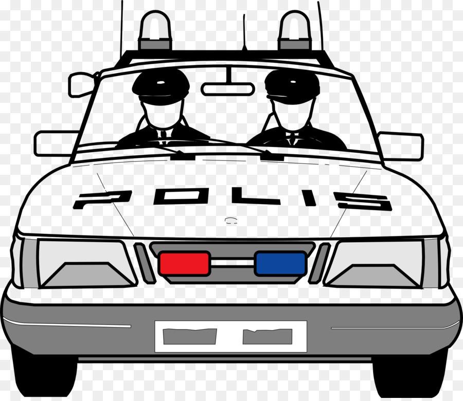 40+ Gambar Mobil Polisi Untuk Mewarnai Gratis