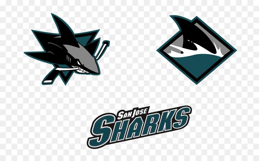 San Jose Sharks Logo 201617 Musim Nhl Gambar Png