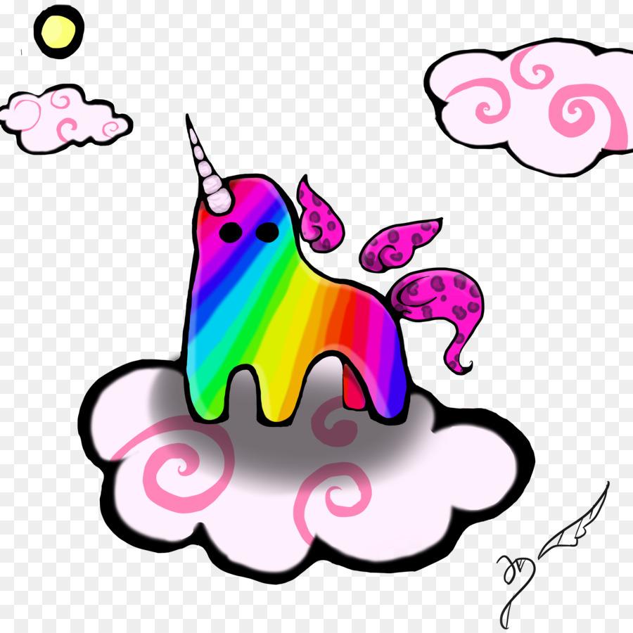 Unicorn Gambar Kartun Gambar Png