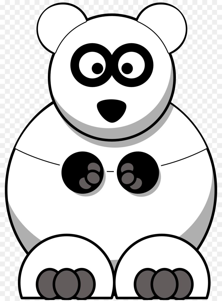 Beruang Kutub Beruang Panda Raksasa Gambar Png
