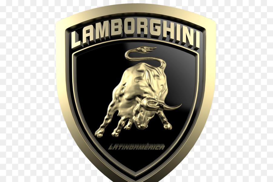 Lamborghini Logo Mobil Gambar Png