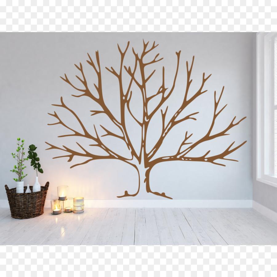 Buku Mewarnai Pohon Daun Gambar Png