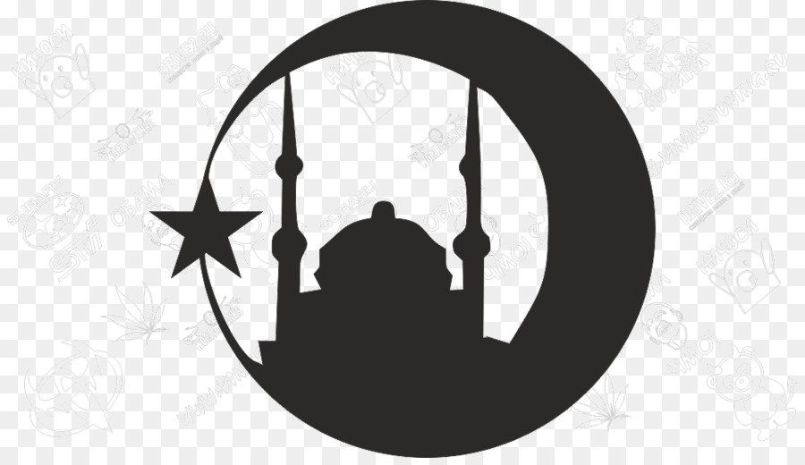 Masjid Logo Muslim Gambar Png