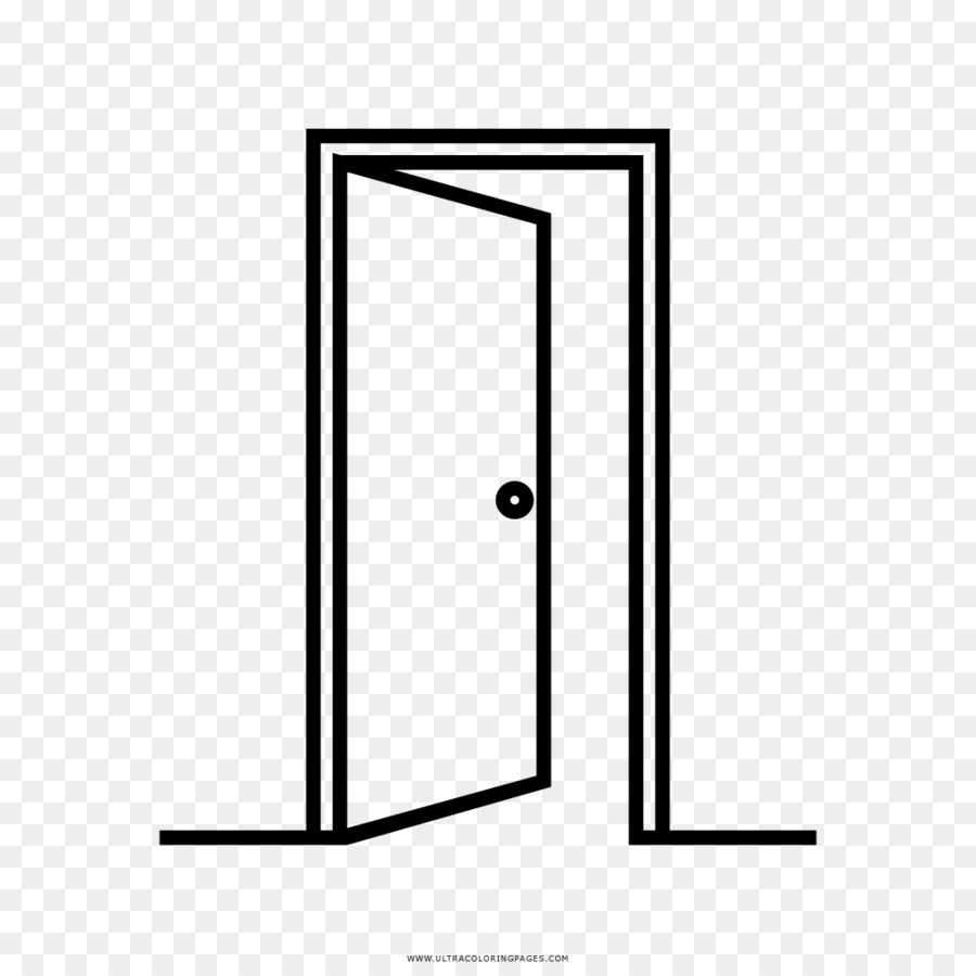 Gambar Buku Mewarnai Pintu Gambar Png