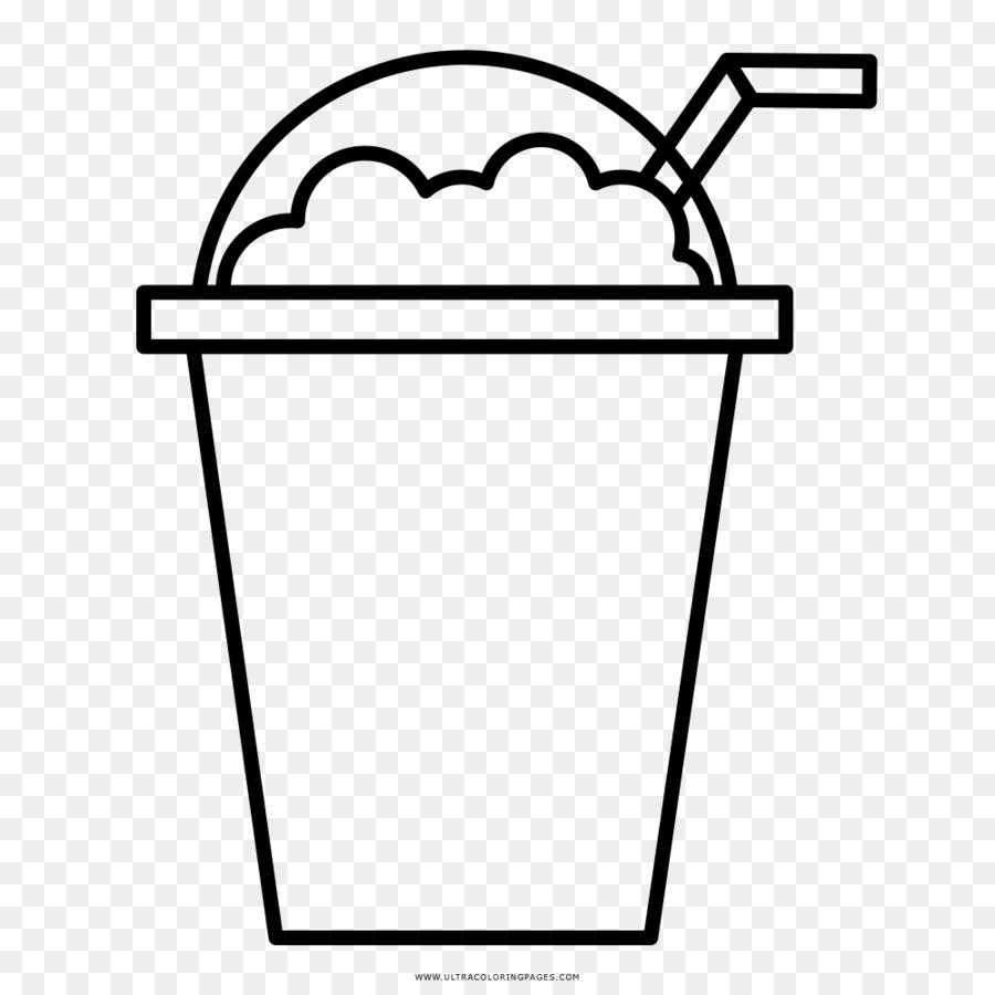 Milkshake Susu Es Krim Gambar Png