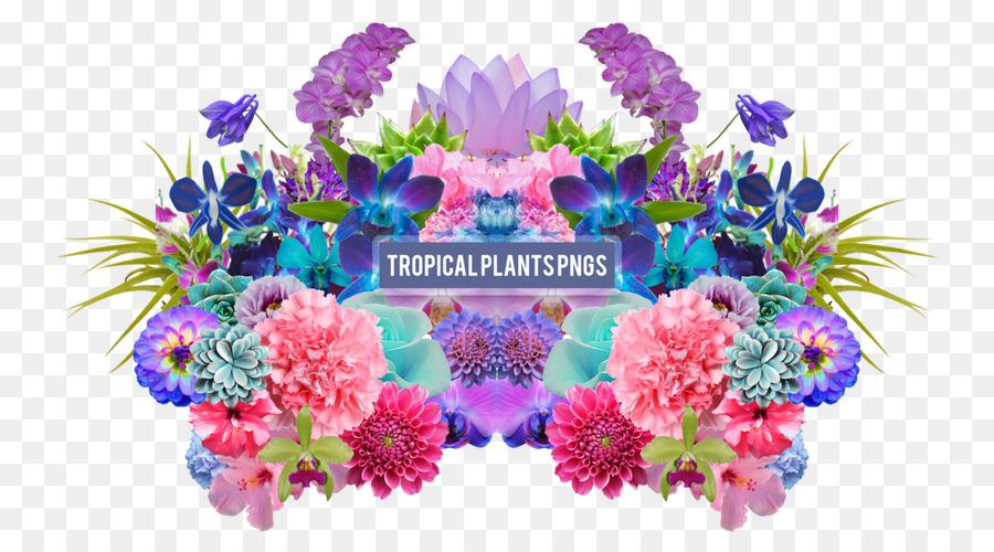 kisspng desktop wallpaper floral design aesthetics drawing summer tropical plants 5b424e5c2e9cb2.3977673115310720921909