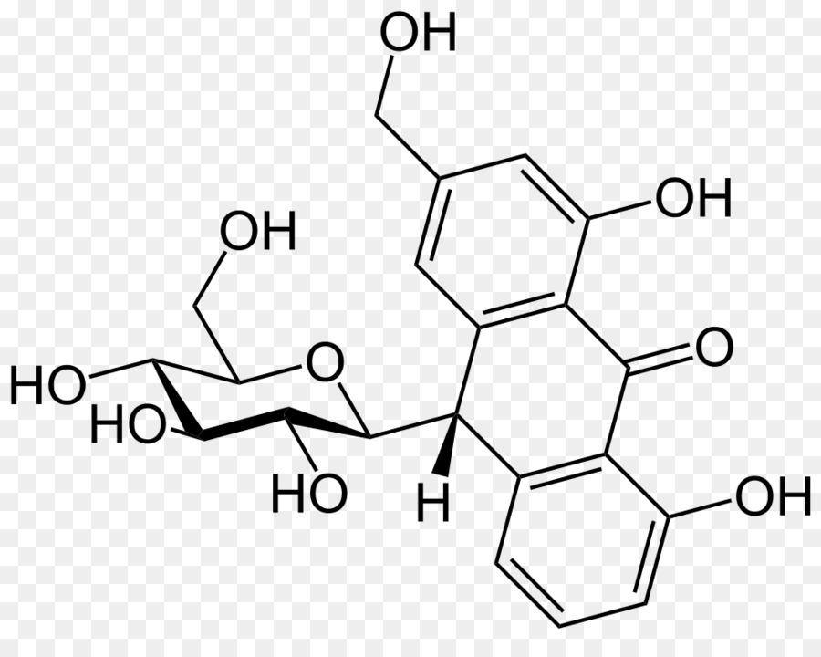 Aloin Kimia Glukosa Gambar Png