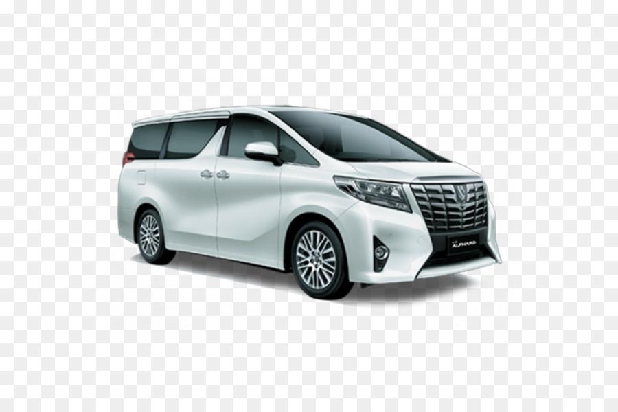 Toyota Alphard Toyota Mobil Gambar Png