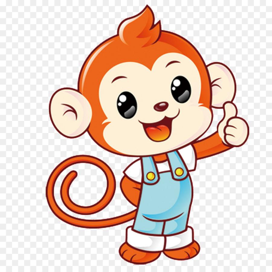 Gambar Monyet Animasi Png 29 Gambar Kartun Monyet Png Kumpulan Kartun Hd