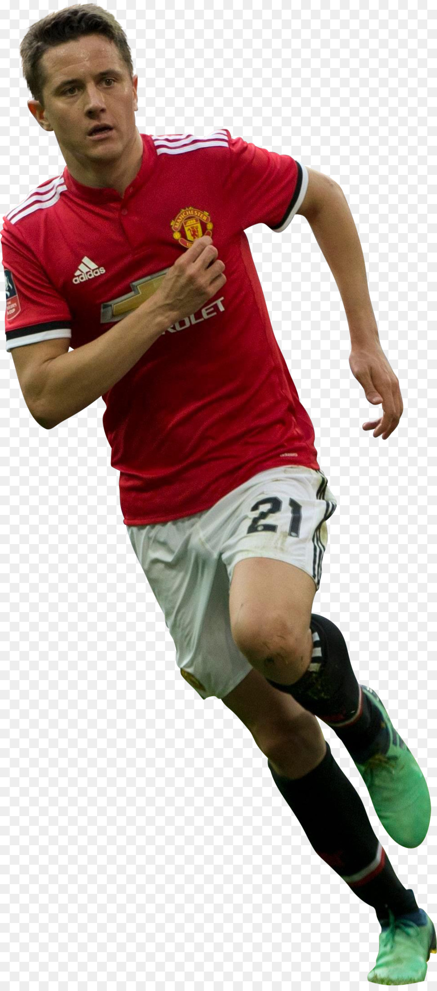 Ander Herrera Manchester United Fc Newcastle United Fc