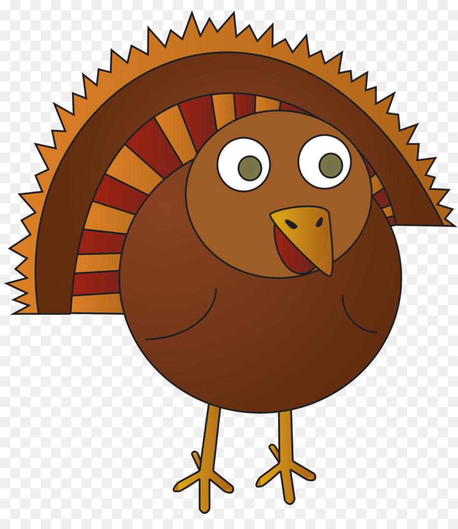 Hari Thanksgiving Daging Kalkun Buku Mewarnai Gambar Png