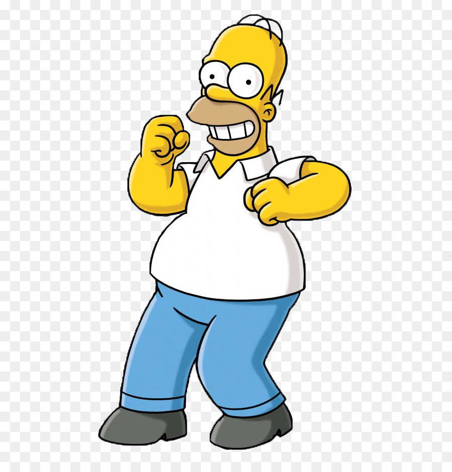 Homer simpson bart simpson maggie simpson gambar png