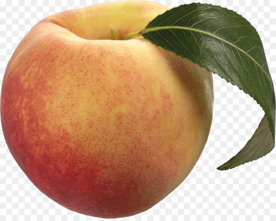 Persik Buah Makanan Gambar Png