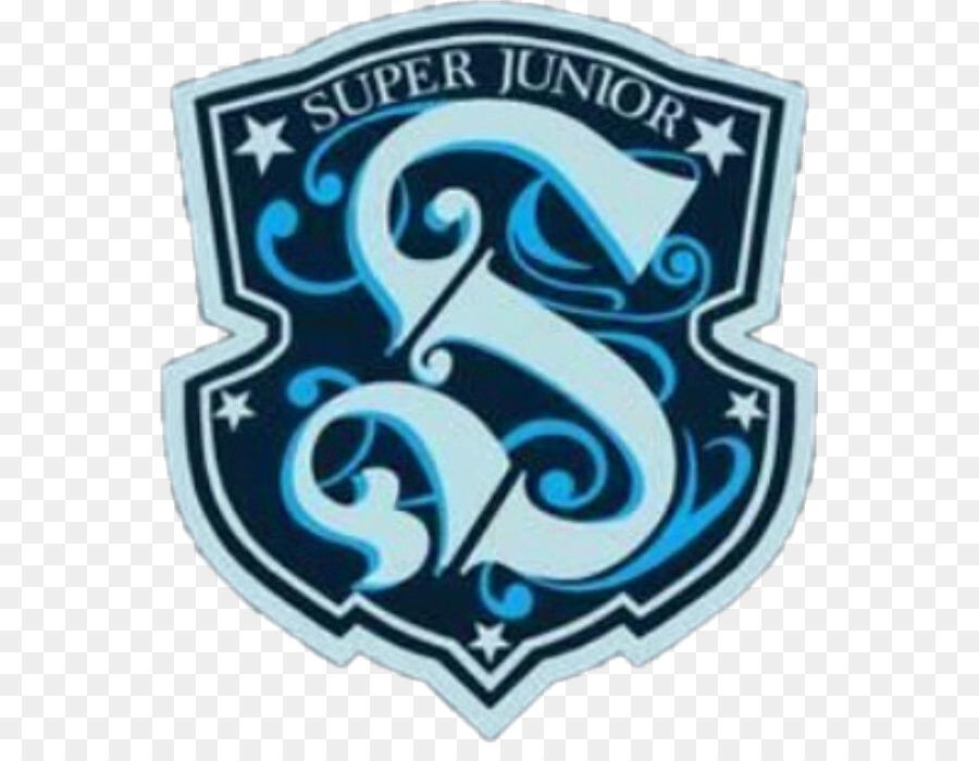 Super Junior Kpop Logo Gambar Png