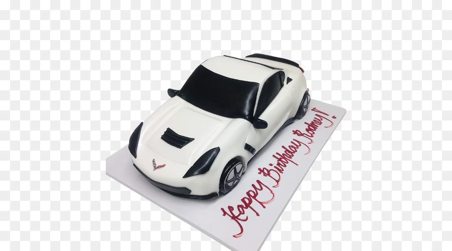 Mobil Kue Kue Ulang Tahun Gambar Png
